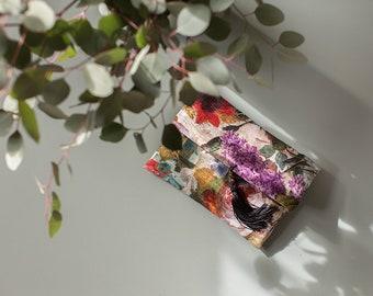 Handbag Clutch Premium Flowers