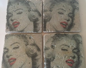 Marilyn Coaster set