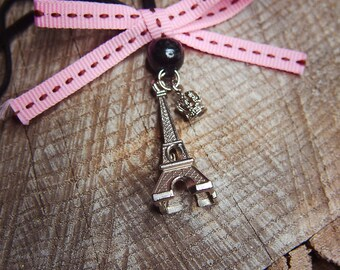 Eiffel Tower Necklace ~1 pieces #100390