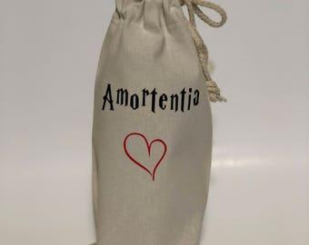 Wine / drink bag - Amortentia
