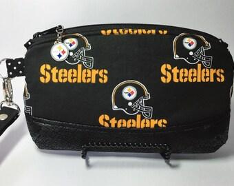 Wristlet, Steelers