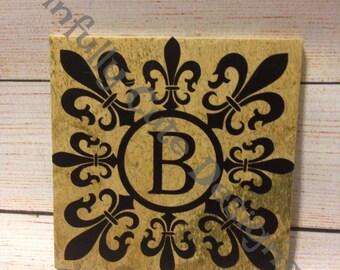 8x8 Personalized Ceramic Tile