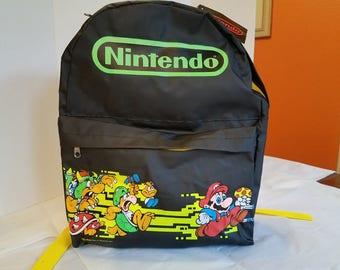 Nintendo backpack (1989)