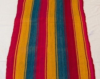 Vintage Peruvian Rugs and Runners
