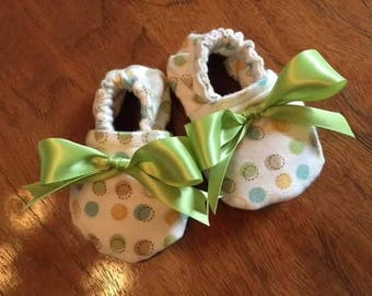 Cutest Handmade Baby Shoes, Booties, Slippers- Custom made to order!