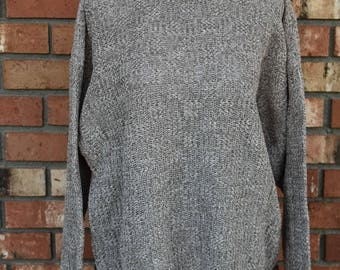 Vintage Sweater // Knitted Sweater