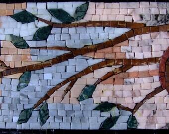Tree Branch Mosaic