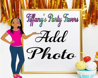 Add a Photo To Your Order