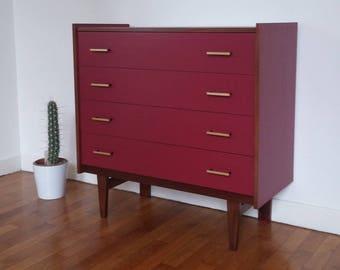 """""""Unusual"""" vintage Dresser"""