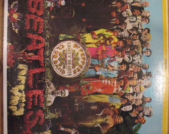 BeatlesSergeant Peppers Lonely Hearts Club Band 1967