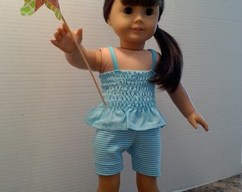 """18"""" summer doll clothes for dolls like AG  New Generation etc."""