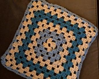 Handmade Crocheted Baby Lovie
