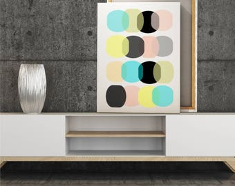 Canvas Art Geometric1