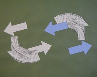 Re Cycle Mixed Media Artwork