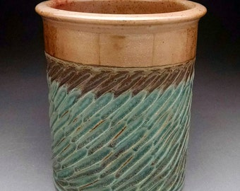 Wine Cooler /  Utensil Jar - Made to Order