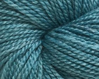 Marine- Superwash Wool/Seacell