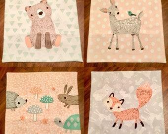 Woodland Pillow Cover Set