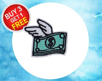 Money Patches Cute Patches Patch Iron On Patch Patches For Jackets