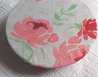 Large reversible fabric cover