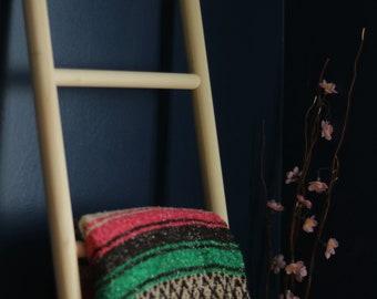 Modern Ladder / Blanket Ladder / Wooden Ladder