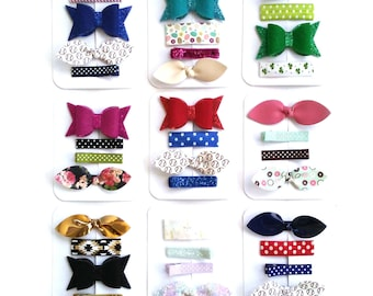 Hair Clip Sets Spring Cleaning Sale
