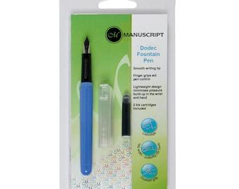 Dodec Fountain Pen