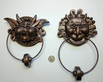 Mini Labyrinth Door knockers!