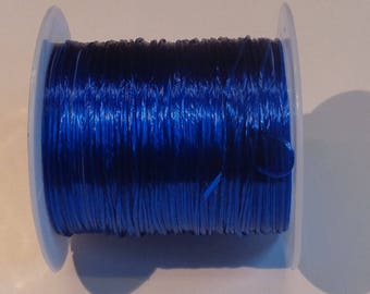 Blue stretch cord 10 meter