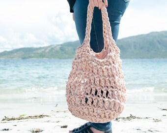 CROCHET PATTERN - Litus Beach Bag Crochet Pattern - PDF Crochet Pattern