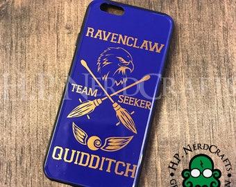 Ravenclaw Quidditch Phone Case