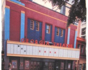 Coaster - Georgia Theatre - Tumbled Marble
