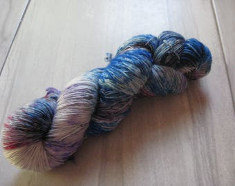 Blueberry Pie - Single Ply Merino