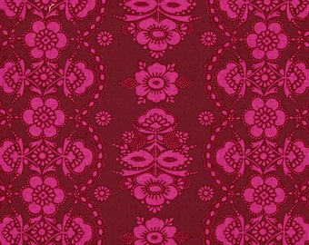50084-  1/2 yard of  Jennifer Paganelli - Color Brigade  - McLisa in Maroon