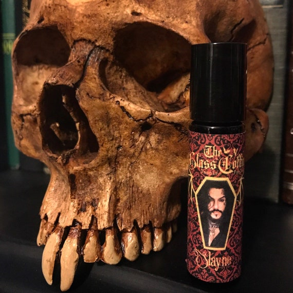 The Glass Coffin 'Slayne' Essential Oil Fragrance  10ml