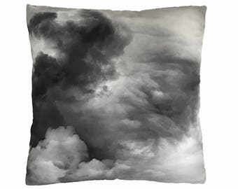 "Storm Clouds 16"" Accent Pillow"