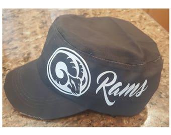 MMHS - Rams Logo Cadet Hat