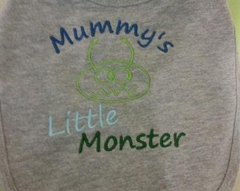 Mummy's Monster Bib
