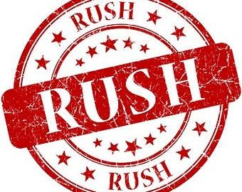 Rush Upgrade to Priority