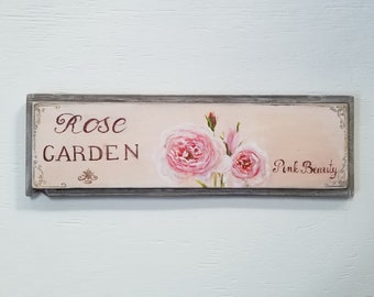 Rose Garden - Pink Beauty