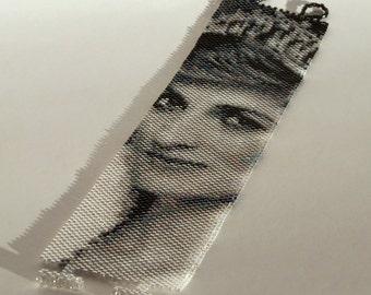 Princess Diana Bracelet Pattern - Peyote Stitch