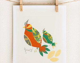 Nesting Print
