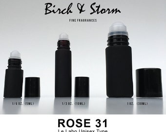 ROSE 31 by LE LABO Unisex type - 100% Pure Perfume Fragrance Body Oil Roll On - Uncut - No Alcohol