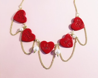 Tudor Style Candy Necklace