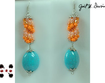 Florida Inspiration Earrings