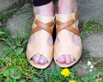 Glove soft Italian sandals - La dolce vita!