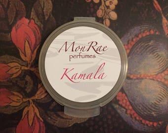 Kamala solid perfume sample