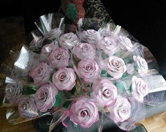 Flower made in Goma Eva