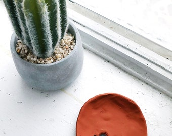 Cactus Ring Dish