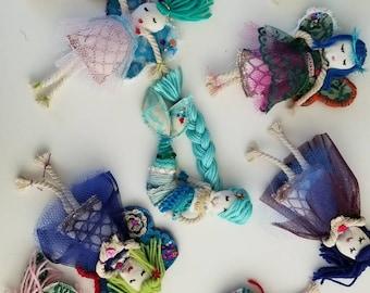 Whimsical Dolls