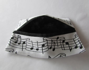 Music Lovers Are Always Prepared for a Sneeze or Sniffle!